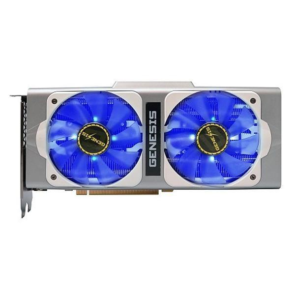 [ATUM] ATUM ATUM GENESIS 지포스 GTX 1660 D5 6GB DOUBLE (벌크)