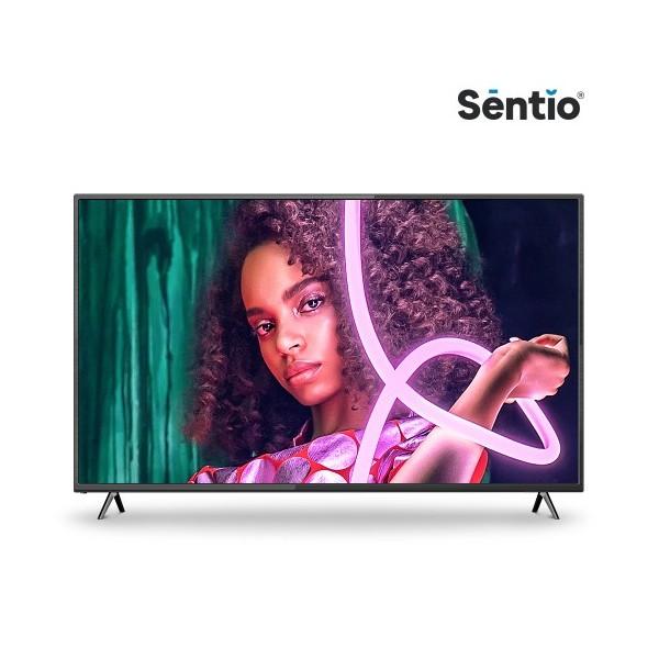 [제이케이랩스]  센티오 STO-550U 모니터겸용TV UHD TV(55형/스탠드형) 택배발송