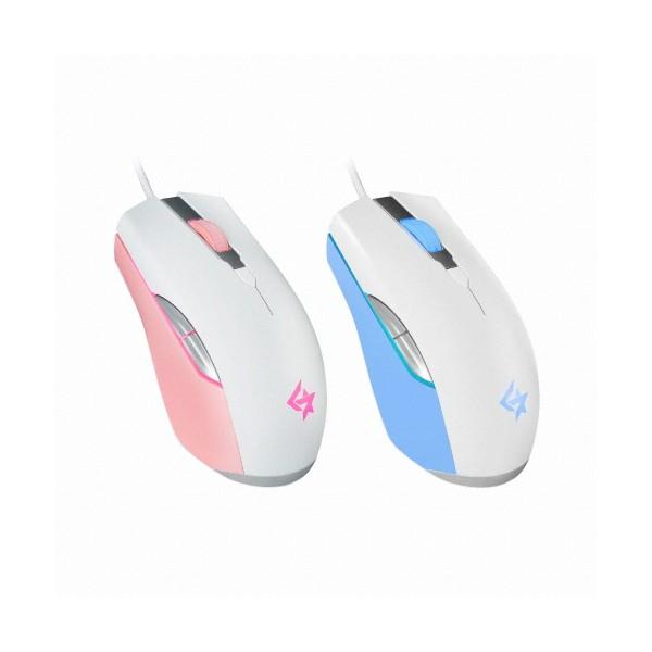 [세컨드찬스] GEEKSTAR 긱스타 GM900 3325 LED 게이밍 마우스 (블루)
