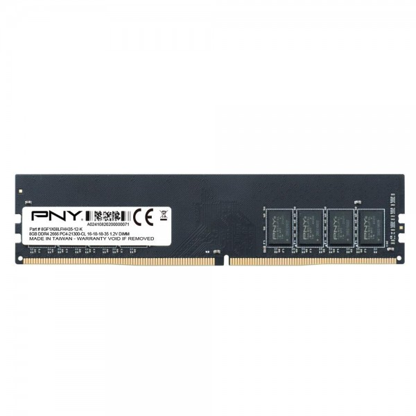 [PNY]  DDR4 8GB PC4-21300 CL19 Performance