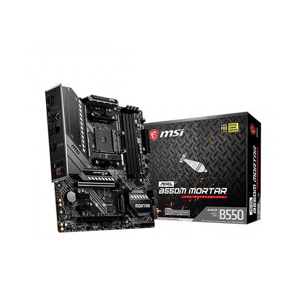 [MSI] MAG (특가) B550M 박격포(AMD B550/M-ATX)