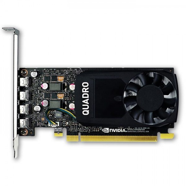 [NVIDIA]  Quadro P1000 D5 4GB 엔비디아코리아 정품