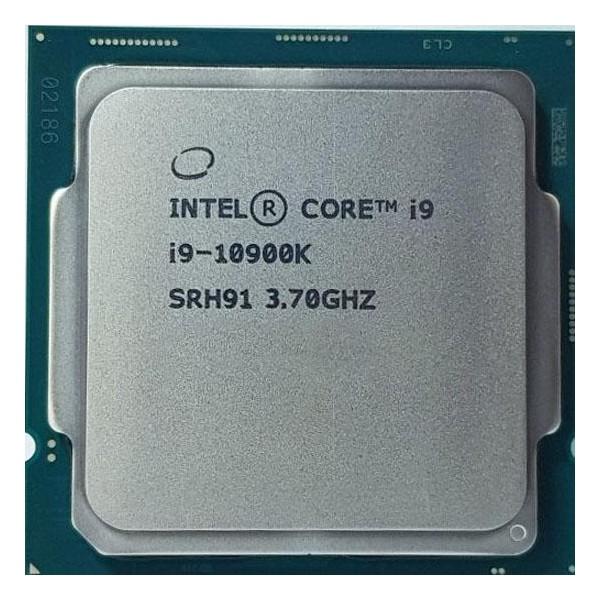 [인텔] 코어i9-10세대 10900K (코멧레이크S) (벌크) (쿨러미포함)