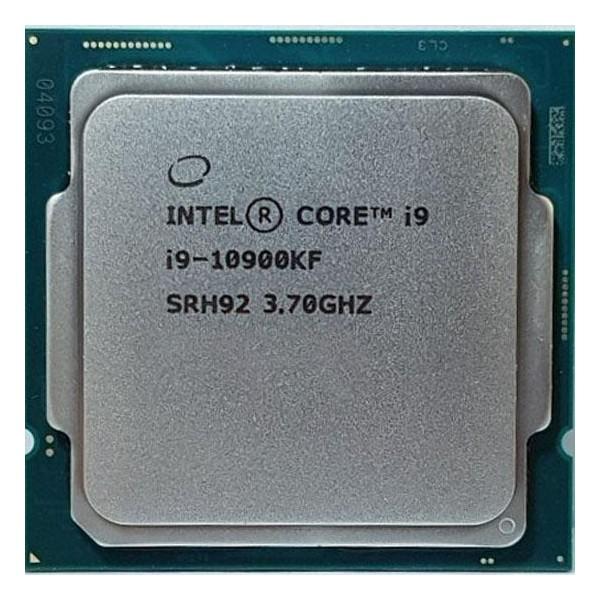 [인텔] 코어i9-10세대 10900KF (코멧레이크S) (벌크) (쿨러미포함)