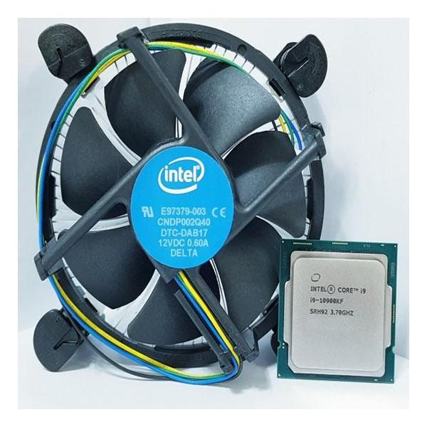 [인텔] 코어i9-10세대 10900KF (코멧레이크S) (벌크 + 쿨러)