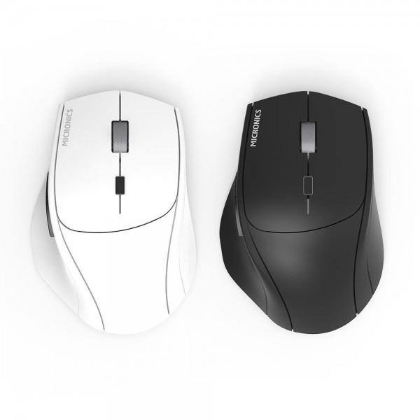 [마이크로닉스]  MANIC E890 무선 마우스 화이트